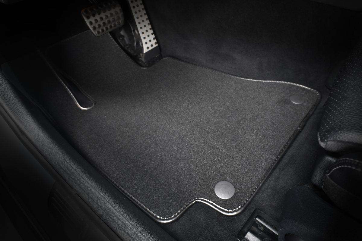Élégance Citroen Tapis de coffre C8 Aircross  Ajustement d origine