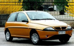 Lancia Ypsilon Type 1