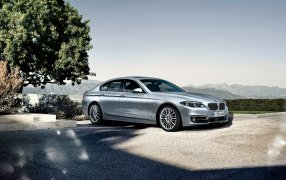 BMW Série 5 F10 Facelift xDrive