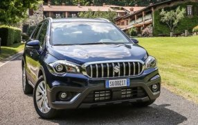 Tapis S-Cross Type 1 Facelift