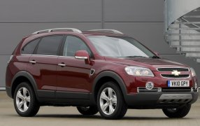 Chevrolet Captiva Type 1