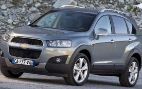 Chevrolet Captiva Type 3