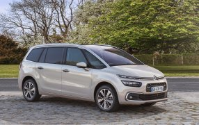 Tapis C4 Picasso Type 2 Facelift