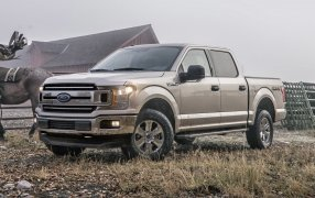 Tapis F150 King Ranch