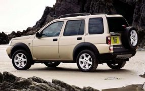 Landrover Freelander Type 2