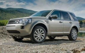 Landrover Freelander Type 3