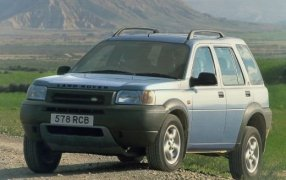 Landrover Freelander Type 1