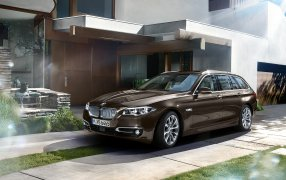 BMW Série 5 F11 Facelift xDrive