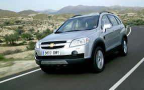 Chevrolet Captiva Type 2