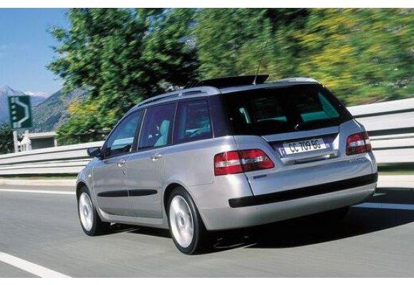 FIAT STILO 2001-2007 tapis voiture Tapis de sol NOIR