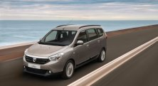 Dacia Lodgy 5-personnes
