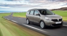 Dacia Lodgy 7-personnes